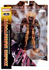 Zombie Sabretooth Marvel Select Villain Zombies Action Figure *See Description*