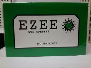 eZee Standard Rolling Paper, Green - 100 Pack