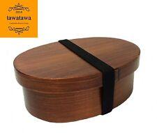 Japanese Bento (lunch box) Bending Wappa lacquered Wood tawatawa