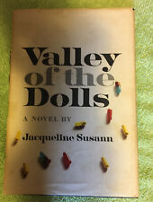 Valley of the Dolls by Jacqueline Susann Book Club Edition 1966