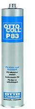 ottocoll P83 Gris 20 x 310 ml cartouche en aluminium Colle PU et