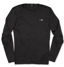 Cotton Blend Crew Neck Long Sleeve Basic T-Shirts for Men