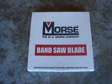 """14' 5 """"x 1 """" .035 , RSF Quik Quick Silver Carbon HB Hardback Band Saw Blade"""