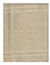 Zweigart Hearthside Afghan Cross stitch Fabric - Beige/Beige