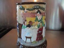 1978 Beswick Royal Doulton Dickens Christmas Carol Limited Ed. Mug England #2608