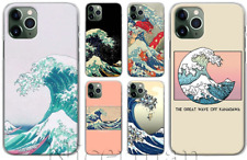 The Great Wave OFF soft case cover for iPhone 11 X XS 8 7 Plus Samsung S10 S9 S8