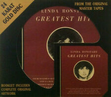 Linda Ronstadt - Greatest Hits  DCC Gold CD (Remastered)