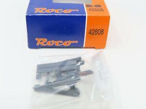 HO Scale Roco 42608 Track End Bumper / Buffer Stop Kit