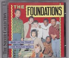 THE FOUNDATIONS - BABY NOW THAT I'VE FOUND YOU CD WOODFORD MUSIC WMCD5608 MINT-