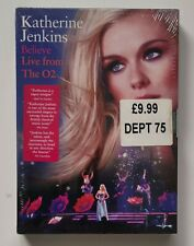 Katherine Jenkins: Believe - Live From The O2 [DVD]