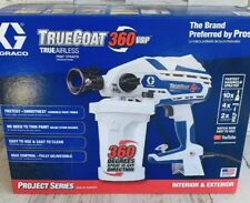 Graco TrueCoat 360 VSP Handheld Paint Sprayer NEW FREE FAST SHIPPING