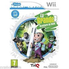 LA GRANDE AVVENTURA DI DOOD per Nintendo Wii, richiede uDraw, nuovo