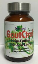 FAST ACTING!! Gout Relief,Helps Control Uric Acid Levels,Arthritic,Joint 60Vcaps