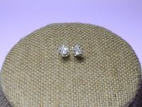 Crystal Star Stud Earrings Made With Swarovski Elements