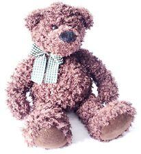 "Vintage Gund Teddy Bear ""Luv Me Bear"", 6449 Chocolate 13"""