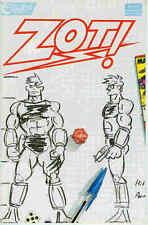 ZOT! # 31 (Scott McCloud) (USA, 1990)