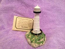 Harbour Lights 149 Biloxi, Ms Lighthouse Coa Box 1995