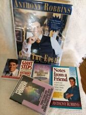 Anthony Robbins Get the Edge Personal Power Life System Lot