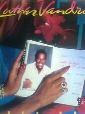 LUTHER VANDROSS LP BUSY BODY 1983