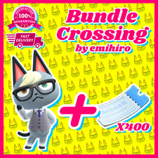 Raymond Villager 100% LEGIT + 400 NMT! DISCOUNT! - Animal Crossing New HORIZONS!