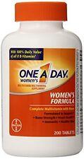 One-A-Day Women's Multivitamin Supplement Women's Formula 200 Tablets