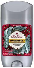 Old Spice Wild Collection Hawkridge Scent Mens Deodorant 2.6 oz 6pk