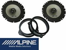 ALPINE boxe 16cm compo 280 watts voiture pour MERCEDES CLASSE M w163
