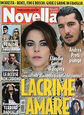 Novella 2017 14.Claudia Gerini-Andrea Preti,Kalvin Klein,Elisabetta Canalis,kkk