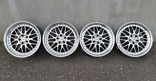 "Rial DAYTONA 18"" 5x112 8.5/9.5 AUDI VW MERCEDES Stance German NO BBS RS OZ AMG"
