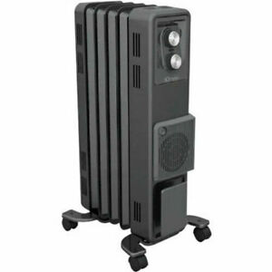 Dimplex 1.5kW Oil Free Column Heater with Thermostat & Turbo Fan ECR15FA