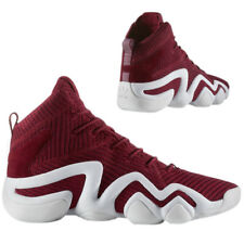 adidas Crazy 8 PK ADV SNEAKERS Burgundy White By4366 42 Red a8065998f10d