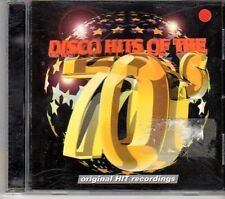 (DX47) Disco Hits of the 70's, 15 tracks various artists - 2000 CD