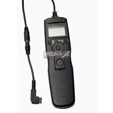 Timer Remote Control for Minolta Maxxum Dynax AF 7D 5D 9 7 5 4 3 9000 7000 5000