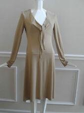 NEW ST.JOHN (ANISE) BROWN BEAUTIFUL DRESS SIZE- 6