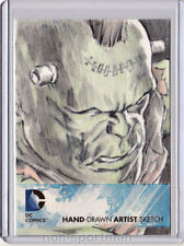 DC COMICS 52 SKETCH BOB STEVLIC