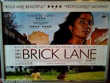 Cinema Poster: BRICK LANE 2007 (Quad) Tannishtha Chatterjee Satish Kaushik