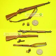 Dragon Ww2 US M1 Garand Springfield Rifle Gun 1/6th Scale or Vintage Action Man