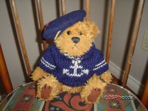 Brass Button Pickford Bear Tango Bear of Happiness