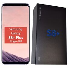 Bnib Samsung Galaxy S8+ Plus 64Gb Sm-G955F Grey Factory Unlocked 4G/Lte Gsm