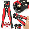 Cable Wire Self Adjustable Crimper Crimping Tool Automatic Stripper Plier Cutter