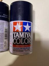 Tamiya TS55 Dark  Blue Spray Paint - 100ml
