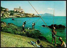 AD1500 Genova - Città - Quinto al mare - Scogliera di Bagnara - Pescatori