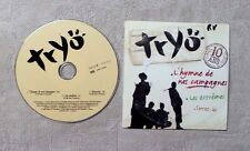 "CD AUDIO MUSIQUE / TRYO ""L'HYMNE DE NOS CAMPAGNES"" 3T CDS 2005 CARDSLEEVE"