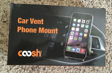 NEW Coosh Car Air Vent PHONE MOUNT Marlboro Universal iPhone Android Hands Free