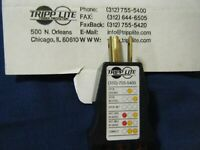 TrippLite CT120 Instant-Read AC Outlet Circuit Tester