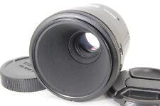 Nikon AF Nikkor 55mm f/2.8 Macro Fix Lens for Nikon [Excellent] w/ Caps From JP