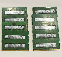 4 8 16 GB RAM Laptop DDR4 PC4 2133P 2400T 17066 19200 MHz 1R 2R