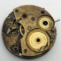 Rare For Part Mechanism A.Lange & Sohne Glashutte I / Sa DUF Repair