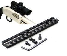 "13 Slots 5.5"" Long 20mm Picatinny Weaver Rail Rail base Mount 4 Rifle Shotgun"