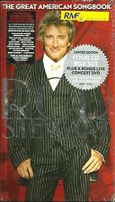 Rod Stewart-The Great American Songbook (4CD) Sealed/Foil